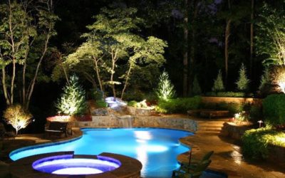 Outdoor Lighting that is Both Beautiful and Functional
